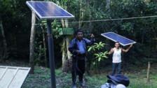 Trampera, el arma mortal que amenaza a los ecologistas del Perú