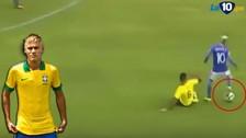 Video: Neymar sorprendió a Noboa con ruleta en la victoria de Brasil ante Ecuador