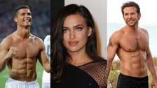 A Irina Shayk le hicieron elegir entre su novio y Cristiano Ronaldo