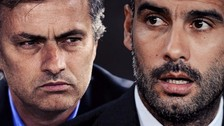 Las 4 victorias más importantes de Guardiola contra Mourinho