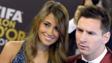 Lionel Messi y Antonella Roccuzzo celebraron el cumpleaños de Mateo