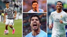 Cristiano Ronaldo dentro de los 10 futbolistas con mejor pegada del FIFA 17