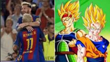 Messi y Neymar protagonizan una foto a lo
