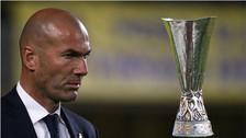 Europa League: quiso burlarse de Zinedine Zidane y lo acusaron de racista