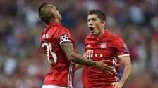 Bayern Munich ganó 3-1 a Ingolstadt y sigue invicto en la Bundesliga
