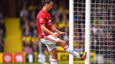 Manchester United perdió contra Watford y Mourinho sumó su tercera derrota