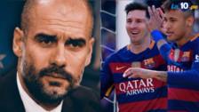 Lionel Messi y Neymar rechazaron oferta de Pep Guardiola