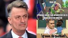 Mourinho es víctima de los memes tras la derrota del Manchester United