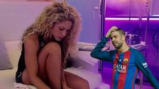 Shakira colgó una foto que terminó siendo debatida por los fans