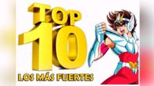Estos son los 10 personajes más fuertes de Saint Seiya