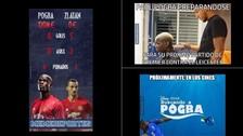 Paul Pogba es víctima de los memes tras racha de derrotas de Manchester United