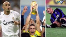 Los memes resumieron la carrera del 'Fenómeno' Ronaldo
