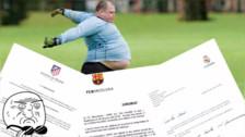 Fotos. Cláusulas extrañas en contratos de futbolistas profesionales