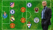El once ideal de jugadores menospreciados por José Mourinho