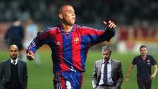 Ronaldo Nazario cumplió 40 años: el día que dejó sentados a Mourinho, Guardiola y Luis Enrique
