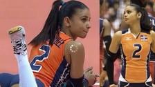 Perú vs. República Dominicana: Winifer Fernández, la voleibolista que deslumbra en las redes