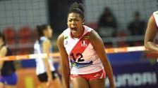 Ángela Leyva rompió un nuevo récord en la Copa Panamericana Sub 23