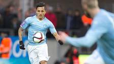 Yoshimar Yotún realizó genial 'huacha' y asistencia de gol en victoria de Malmö