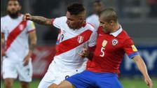 Perú vs. Chile: Francisco Silva no jugaría el duelo por las Eliminatorias