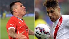 Perú vs. Chile: Gary Medel no jugará ante la Bicolor por suspensión