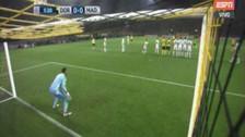 Keylor Navas reapareció con gran tapada en el Real Madrid vs. Borussia Dortmund
