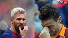 El emotivo mensaje de Messi a Totti por su cumpleaños 40