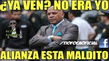 Alianza Lima protagoniza memes tras derrota ante Comerciantes Unidos en Cutervo