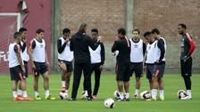 Selección Peruana ya trabaja pensando en el duelo ante Argentina