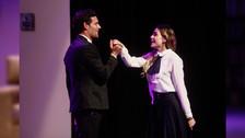 Milett Figueroa y Bernie Paz estrenaron obra musical