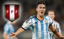 Perú vs. Argentina: Paulo Dybala envió efusivo saludo a los peruanos