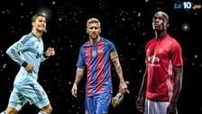 Las plantillas más millonarias en la historia del fútbol
