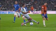 El terrible blooper de Gianluigi Buffon en el empate de Italia y España