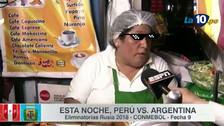 Cocinera peruana troleó en vivo a periodista argentino de ESPN