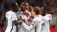 Pogba anotó un golazo en la victoria de Francia ante Holanda