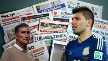 Prensa argentina criticó a su selección tras la derrota ante Paraguay