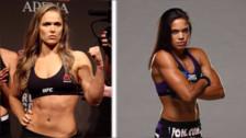 Ronda Rousey peleará con Amanda Nunes en su regreso a la UFC