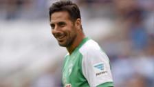 En Alemania ya hablan de la despedida de Claudio Pizarro