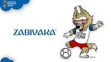 El lobo Zabivaka es la mascota oficial del Mundial Rusia 2018