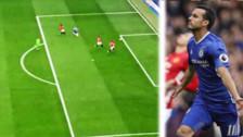 Pedro anotó el gol más rápido de la presente Premier League
