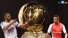 El increíble once ideal con los grandes ausentes al Balón de Oro