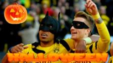 10 futbolistas que usaron máscaras durante un partido de fútbol