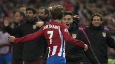 Antoine Griezmann llevó al Atlético de Madrid al triunfo ante el Rostov