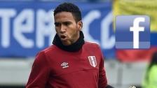 Pedro Gallese hizo una grave denuncia en Facebook