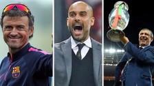Los 10 nominados al premio 'The Best' al mejor entrenador del mundo