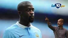 Yaya Touré presentó finalmente disculpas a Guardiola y Manchester City