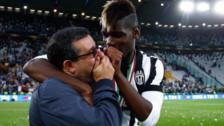 La increíble historia de Mino Raiola, el representante que gana más que Messi