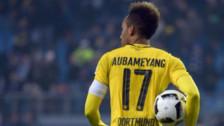 Aubameyang respondió a su sanción en el Dortmund con 4 goles en Bundesliga