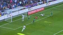 El enojo de Cristiano Ronaldo con Bale por no darle pase en una jugada de gol