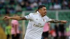 Lapadula anotó un golazo de taco y le dio la victoria al Milan