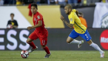 Dani Alves reveló por qué Perú eliminó a Brasil en la Copa América